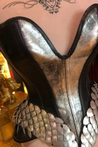 LEATHER SCALES